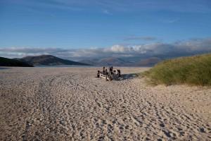 Horgabost beach